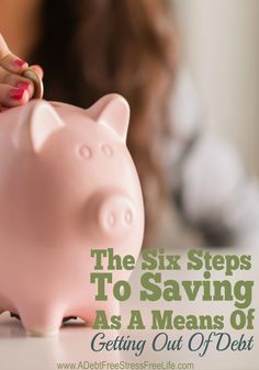Savings as a means of getting out of debt? You won't be after you read why these six steps to savings as a means of getting out of debt, will have you out of debt and on the road to financial stability. get out of debt, getting out of debt Best Money Saving Tips, Ways To Save Money, Saving Money, Money Tips, National Debt Relief, Get Out Of Debt, Financial Tips, Financial Planning, Debt Payoff