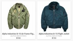 SAVE on shopping #AlphaIndustries for #Men