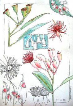 Sketching & Watercolor In A Mixed Media Journal with Jane LaFazio