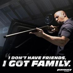 Fast and Furious Movie Quotes Sayings Image Best Lines fast and furious quotes ride or die fast and furious brian love fast and furious 6 7 quotes Movie Fast And Furious, Furious Movie, The Furious, Vin Diesel, Movies Showing, Movies And Tv Shows, Dom And Letty, Dominic Toretto, I Dont Have Friends