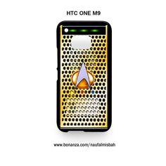 Star Trek Communicator Phone HTC One M9 Case Cover Wrap Around