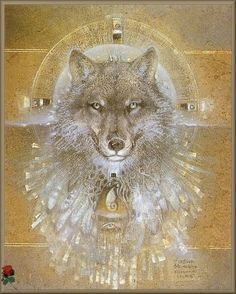 Aligned with Wolf.