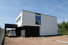 Woning H-M [Heist Op Den Berg] | Concrete House