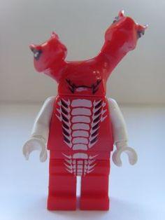 Fangdam LEGO Ninjago Minifigure