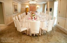 Intimate Events - 2011 - High Tea at Peninsula Hotel, Beverly Hills