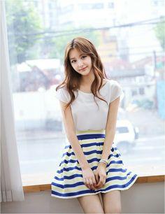 korean fashion girl