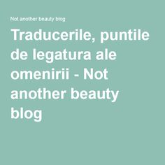 Traducerile, puntile de legatura ale omenirii - Not another beauty blog Ale, Projects To Try, Ale Beer, Ales, Beer