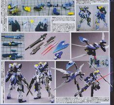 GUNDAM GUY: 1/144 Advanced Denial Gundam Next - Customized Build