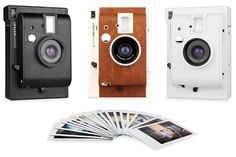 Photos in an instant: Lomo Instant camera now available to buy