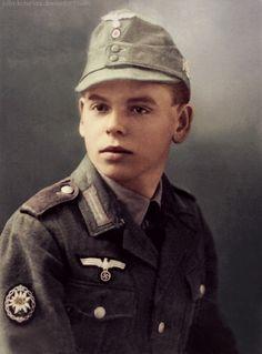 WEHRMACHT soldier (army) Gebirgsjäger