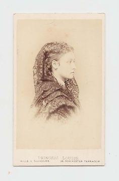 Princess Louise, Duchess of Argyll Victoria And Albert Children, Queen Victoria's Daughters, Duke Of Argyll, Victoria's Children, Campbell Clan, Queen Victoria Family, Princess Louise, Royal Uk, Marquess
