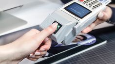 Biometric payments, like Dermalog, make it possible to pay by iris scan or fingerprint. Fingerprint Recognition, Goods And Services, Marketing Digital, Guns, Gun Safes, Weapons, Nerd, Wallet, Social Networks