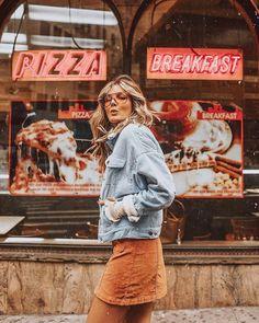 "18.8k Likes, 275 Comments - ⚡️Tezza⚡️ (@tezzamb) on Instagram: ""Pizzza for Breakfast?  http://liketk.it/2tURx #liketkit @liketoknow.it #uoonyou"""