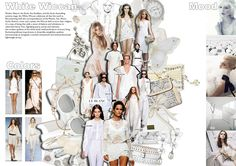 Fashion moodboards on Behance