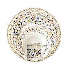 Gien France Toscana Ceramic Dinnerware