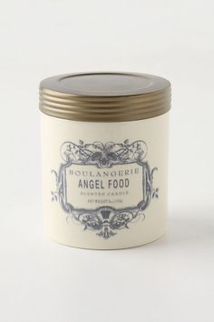 The Angel Food smells divine, the next one I'm picking up is Whipped Cream & Pear (which smells good enough to eat, btw).