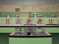 control panel plastic
