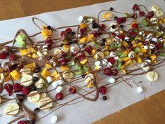 Wooloo | Fondue au chocolat sur table!