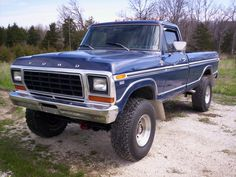 Anyone have Dark Blue Dents? - Ford Truck Enthusiasts Forums