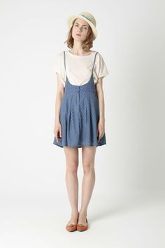 what's your tale, nightingale? - kling ~ spring/summer2013