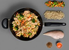 Muscle-building chicken and rice - Men's Health