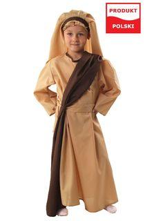 Strój Józefa dla chłopca. Doskonały strój na Jasełka.