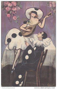 Postcards > Topics > Illustrators & photographers > Illustrators - Signed > Chiostri, Carlo - Delcampe.net