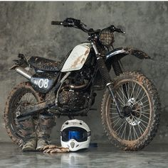 KLX 150 modification