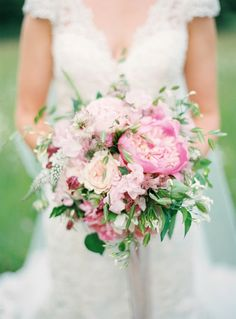 #peony Photography: Peaches & Mint - www.peachesandmint.com Read More: http://www.stylemepretty.com/2014/12/11/intimate-castle-wedding-in-northern-ireland/