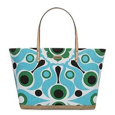 THIS tote is from Kate Spade...again, go get one...RIGHT NOW!