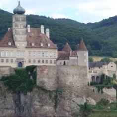 Dream home on the Danube River