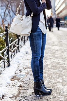 The Style Boro: Off Duty | Work Style
