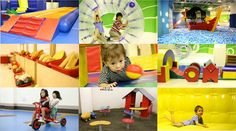 A place for kids to run wild & have fun! Pierette indoor playground, Futako-Tamagawa, Tokyo
