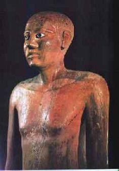 Statue of Nakhti