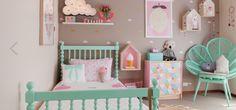 40 inspirações de quartos infantis femininos que fogem do cor de rosa! - Just Real Moms - Blog para Mães