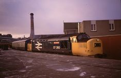 Kyle Of Lochalsh, British Rail, Diesel Locomotive, Other People, Tractor, Trains, Shelves, Christian, Photography