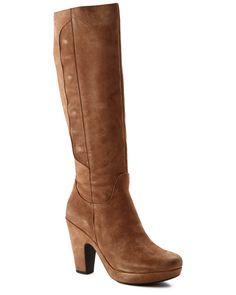 "Geox ""Donna Mahalia"" Nubuck Boot is on Rue. Shop it now."