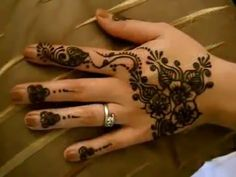 Pakistani New Bridal Mehndi Designs Henna for hands 2016   Beauty And Style