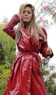 Raincoats For Women Rainy Days Vinyl Raincoat, Raincoat Jacket, Plastic Raincoat, Yellow Raincoat, Hooded Raincoat, Imper Pvc, Long Leather Coat, Leather Jackets, Topshop