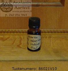 100% essential oil Vetiver (Vetiveria zizanioides) / 100% eteerinen öljy Vetiver (Vetiveria zizanioides)
