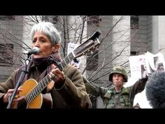 "Joan Baez performing ""Joe Hill"" for Occupy Wall Street"