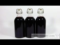 YouTube Alcoholic Drinks, Beverages, Home Canning, Song Of Style, Keeping Healthy, Preserves, Lemonade, Red Wine, Smoothies
