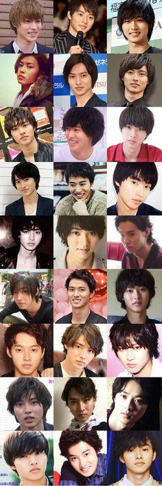 27 hair styles, Kento Yamazaki
