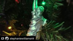 Thanks for sharing 😊 we're so pleased you love your Little Statue of Liberty bauble with ・・・ My little Statue of Liberty bauble 😍😍🗽🗽 Unique Christmas Gifts, Christmas 2016, Thanks For Sharing, Bauble, Statue Of Liberty, Festive, Christmas Decorations, Thankful, Nyc