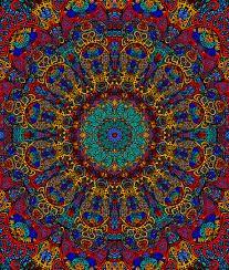 Resultado de imagen para 3d fractal gif