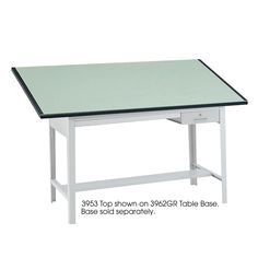 Safco Precision Drafting Table Top, 72 x 37 1/2 - Green #LoseWeightQuick