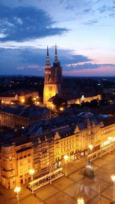 Zagreb - Croatia Zagreb Croatia, Monument Valley, Nature, Travel, Naturaleza, Viajes, Destinations, Traveling, Trips