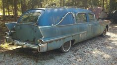 1958 Cadillac Hearse..Re-pin...Brought to you by #CarInsurance at #HouseofInsurance in Eugene, Oregon