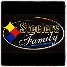 Here We Go Steelers Here We Go! I'm a true fan my husband and kids like the bills just cuz we live here.  They just don't know real football