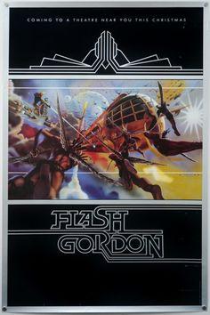 Flash Gordon original Poster